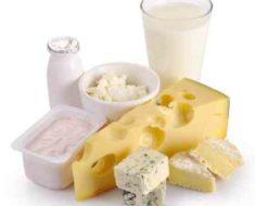 latte formaggio latticini