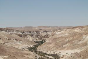 Acqua nel deserto