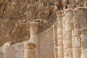 colonne di Masada