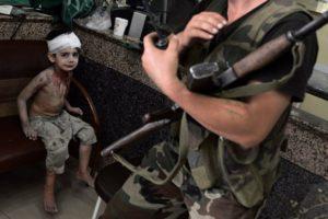 bambinie guerra