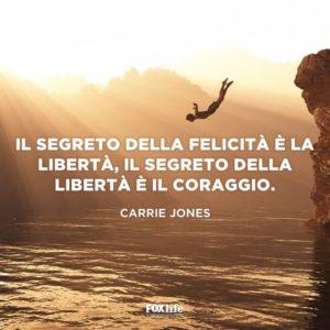 felicità è essere liberi